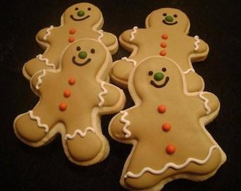 Items Similar To Lightbulb Cookies Custom Decorated Christmas