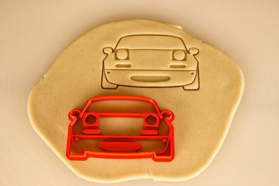 Mazda MX5 NA Cookie Cutter Gingerbread Biscuit or Fondant Cutter