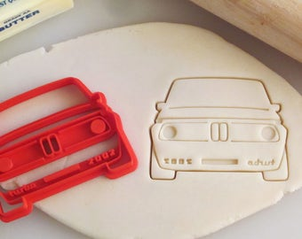 BMW 2002 2002tii Turbo Cookie Cutter