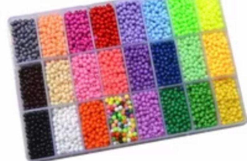Round arcrylic  beads round  4mm 60 round