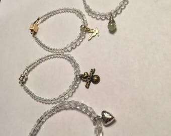 charm bracelets with magnetic clasp Buy one get 1/2 price