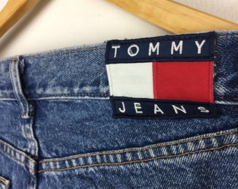 TOMMY JEANS Tommy Hilfiger Wirst Size 30 Made In Mexico