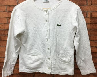 LACOSTE Cardigans Long Sleeve Sweatshirt