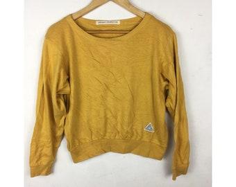 STEPHANY COMPANY LTD Long Sleeve Small Size Sweatshirt