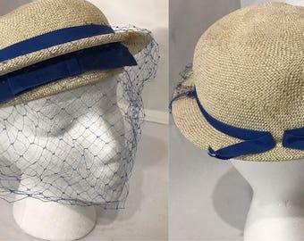1940's | The J. L. Hudson Co. | Womens Sailor Hat