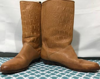 1980's | Womens Unisa Boots