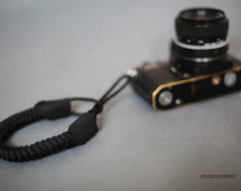 black Chinese knot 16mm handmade Camera wrist band Generic SLR/DSLR