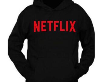 Netflix hoodie   Etsy