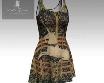 Unicorn Tapestry Dress