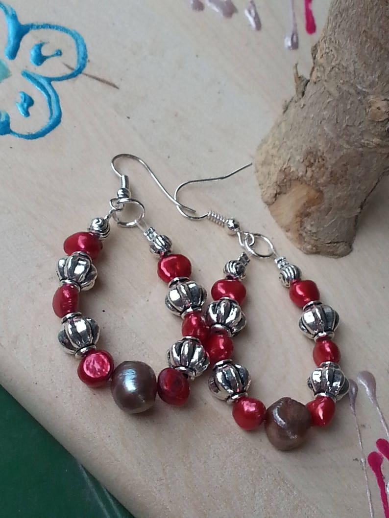 Pearl Earrings Santa Barbara