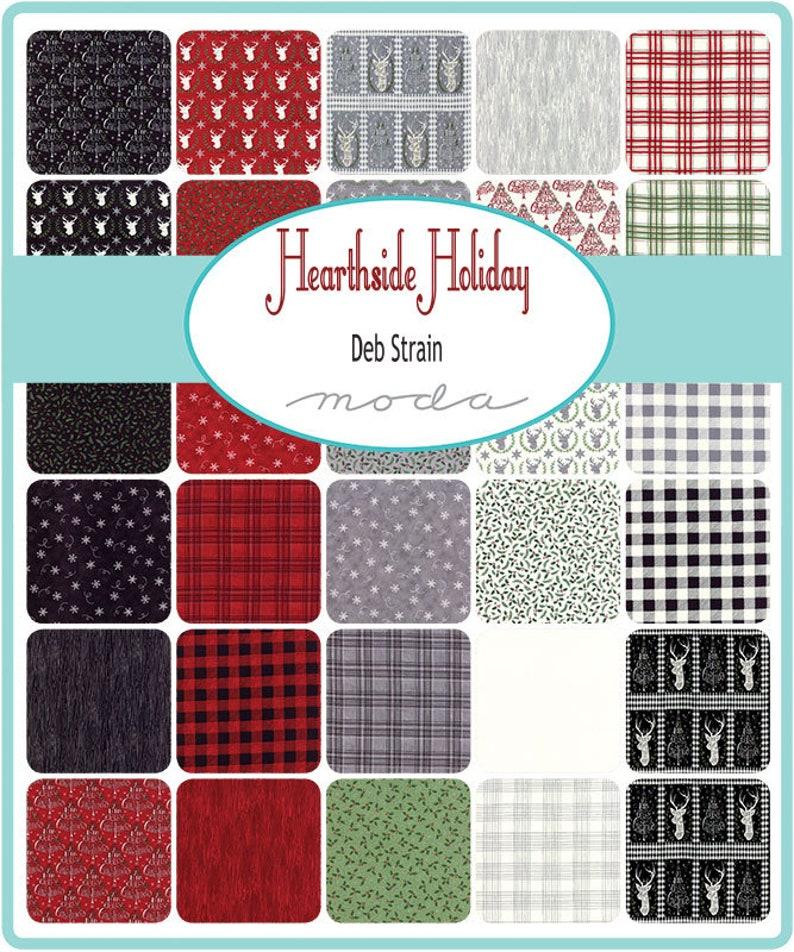Hearthside Holiday 19832-12 ~ DEB STRAIN