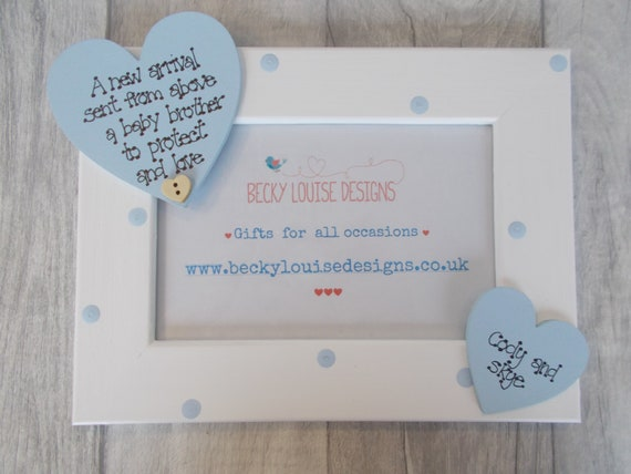 Friendship Quote Photo Frame Gift 6X4 5X7 8X6 10X8 ANY WORDING