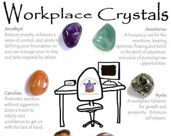 Workplace Crystal Set