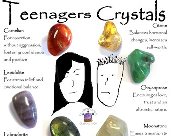 Crystal Set for Teenagers