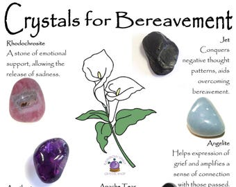 Crystal Set for Bereavement