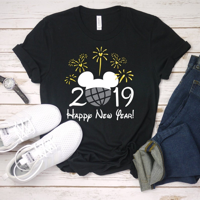 T Shirt Design For New Year 2020