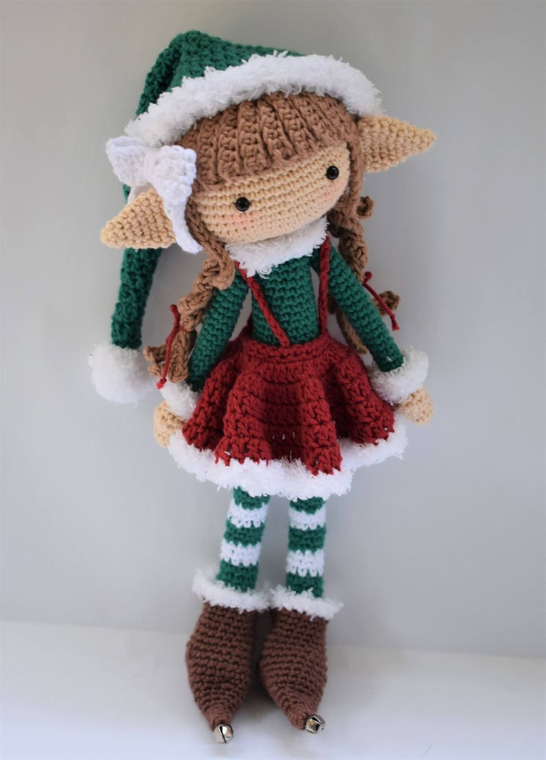 Crochet Doll - Free Tutorial & Pattern (With images) | Crochet ... | 1105x794