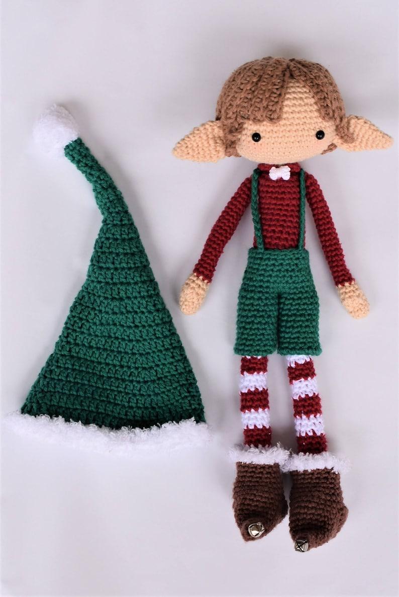 Amigurumi Elf - FREE Crochet Pattern / Tutorial | Puppe häkeln ... | 1187x794