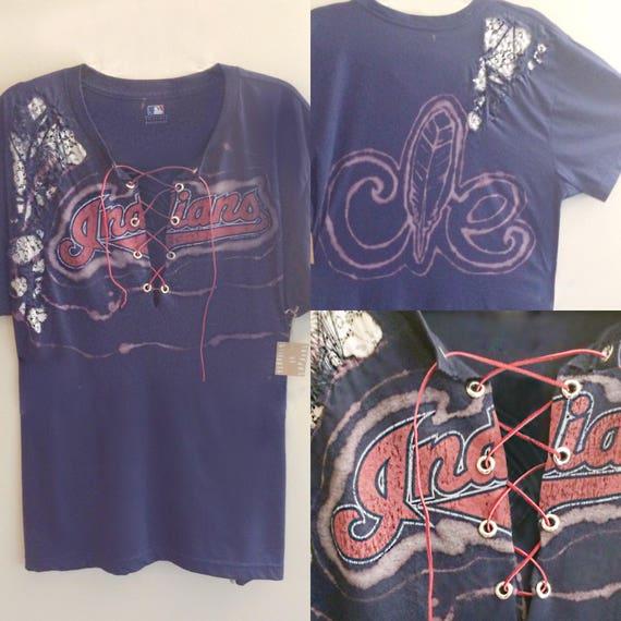 Cleveland Indians Shirt Cleveland Indians Jersey Women  ebd8fe102