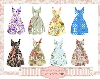 Instant Download Dress Images Embellishments Pdf