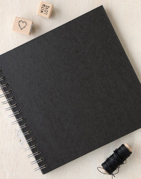 Scrapbook Make Your Own Journal Photo Album or Wedding | Etsy