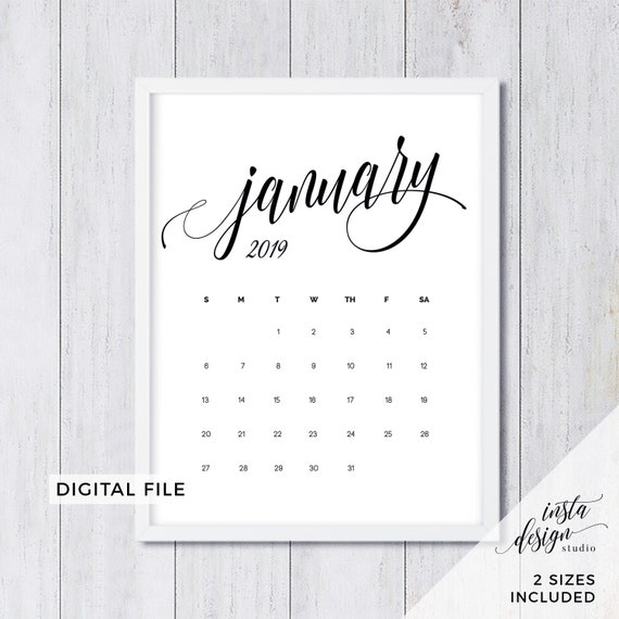 Januar 2019 Baby