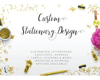 Custom Address Labels, Stickers and other labels