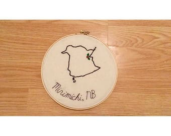 Custom Province Embroidery