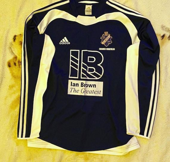 Ian brown Chiswick football shirt