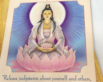 Doreen Virtue Goddess Guidance Oracle Reading