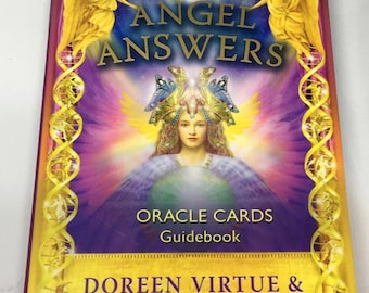 Doreen Virtue Angel Answers Oracle Reading