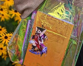 Beidou Holographic Tote Bag