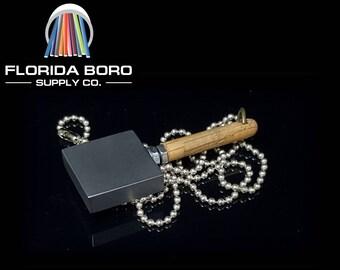 Fire Bug Tools Graphite Paddle Pendant
