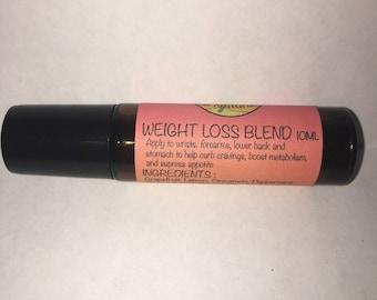 WEIGHT LOSS Essential Oil Blend - Metabolism Blend