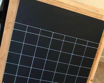Chalkboard Calendar ***SALE***