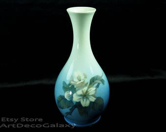 Royal Copenhagen Blossoms Vase
