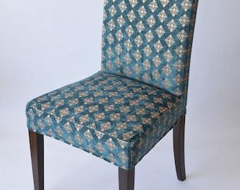 Awesome Kilim Chair Pad Etsy Interior Design Ideas Gentotryabchikinfo