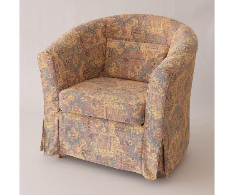 Tullsta Cover F11 Ikea Tullsta Chair Armchair Furniture Cover Etsy