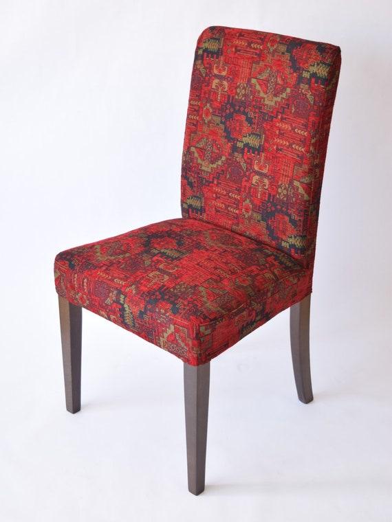 ikea henriksdal chair slipcover 001 ikea henriksdal dining etsy. Black Bedroom Furniture Sets. Home Design Ideas