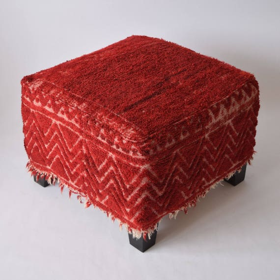 Housse Tapis 010 Kilim Ekenas Ikea De Pouf Ottoman 54ALc3RjqS
