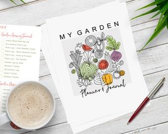 Complete Garden Planner Printable -- NEW for 2021