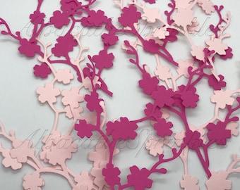 Cherry Blossom Branch Die Cuts