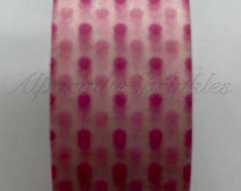 Pink Polka Dot Washi Tape