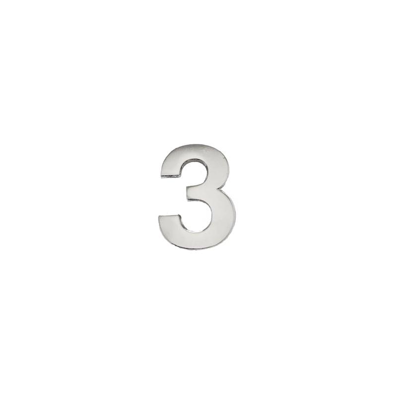 3 Enamel Pin