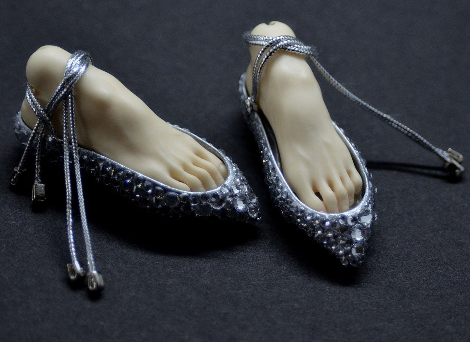 fashion shoes for popovy dolls ballet feet