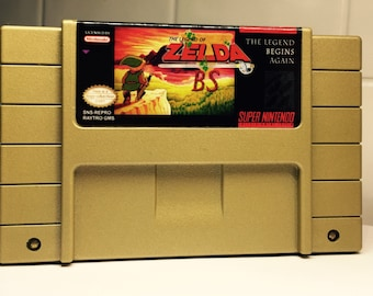 Legend of Zelda BS: The original remade for the SNES!