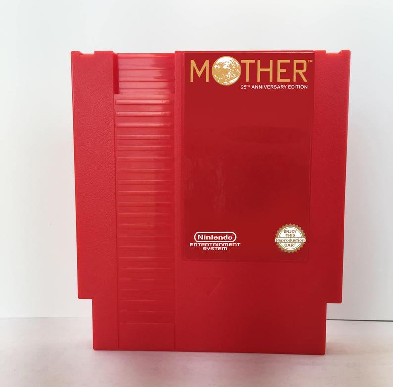 Earthbound ZeroBeginningsMOTHER *The original mother!* NES