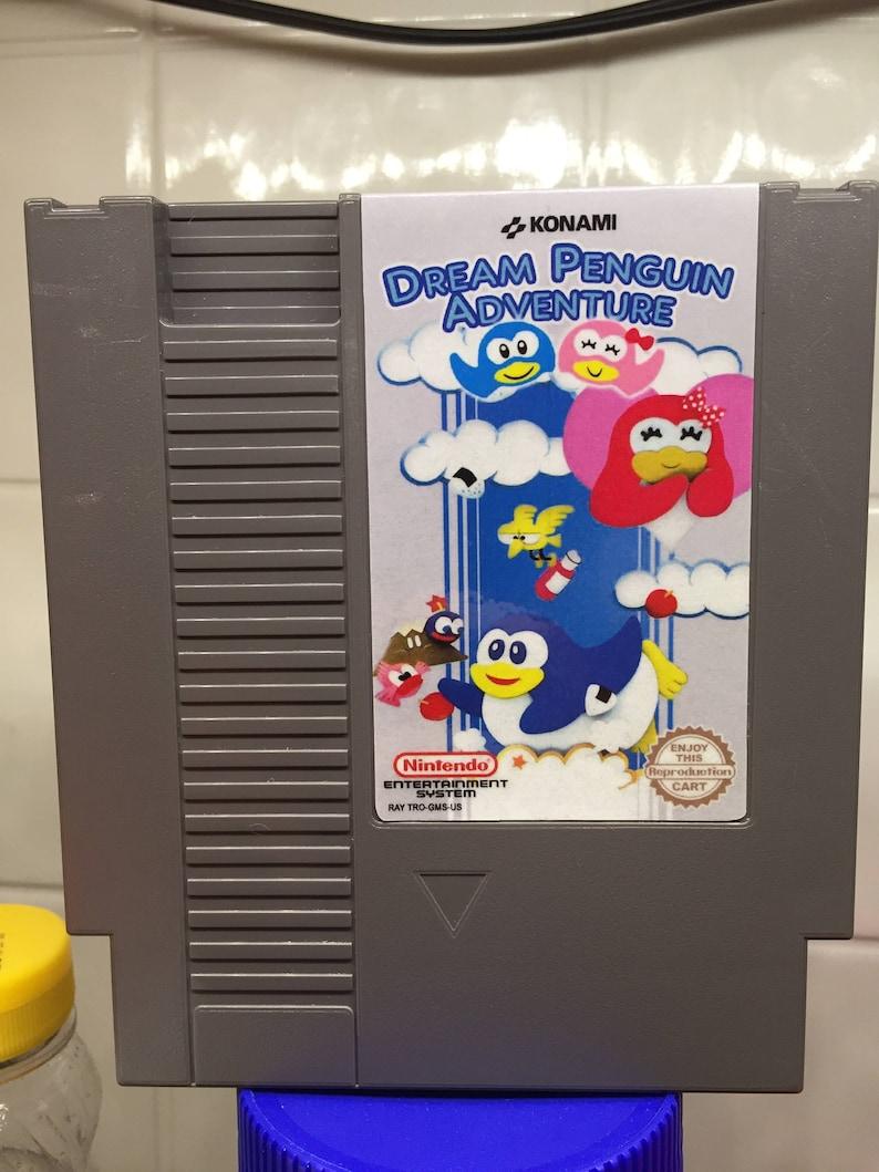 Dream Penguin Adventure (NES) *Penta, Go Big or Go Home!*