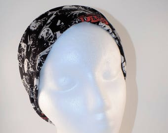 "Wide ""Walking Dead"" headband"