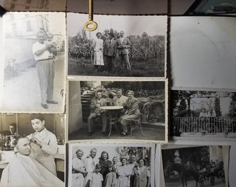 1948 to 1951 ITALY ITALIAN FAMILY photo photography | Etsy